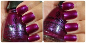 China Glaze Draped In Velvet