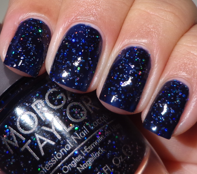 Morgan Taylor Nail Lacquer Under The Stars