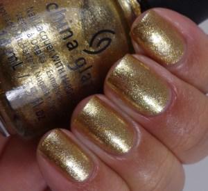 China Glaze Mingle With Kringle 2