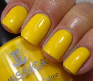 Jessica Yellow Lightning 1