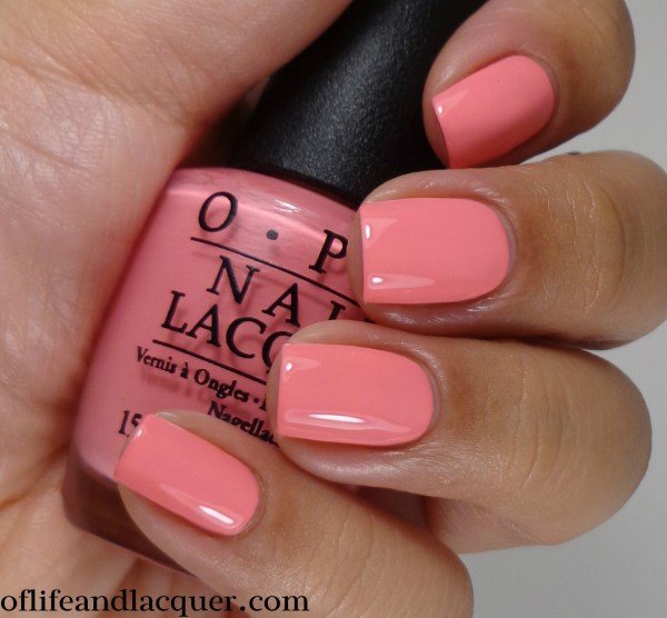 opi brazil collection springsummer 2014 of life and lacquer