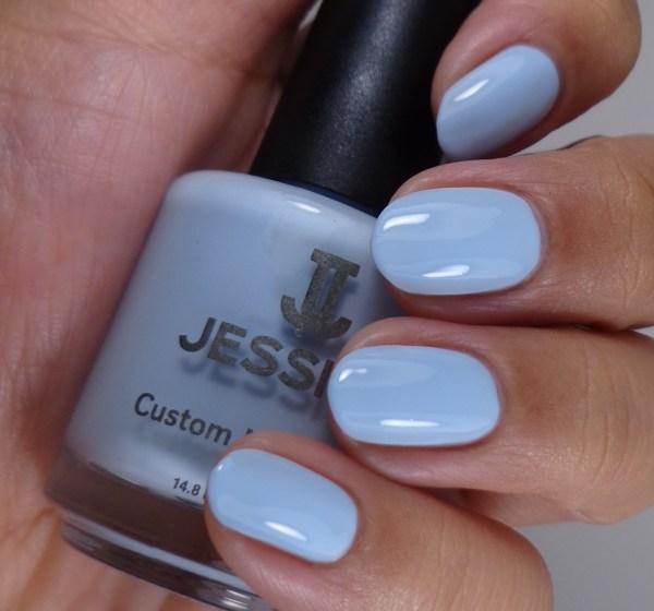 Jessica Barely Blueberry 2