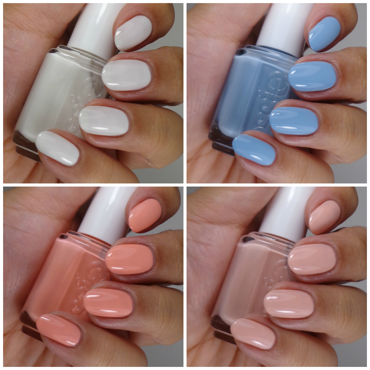 Essie She Said Yes Wedding Collection 2014
