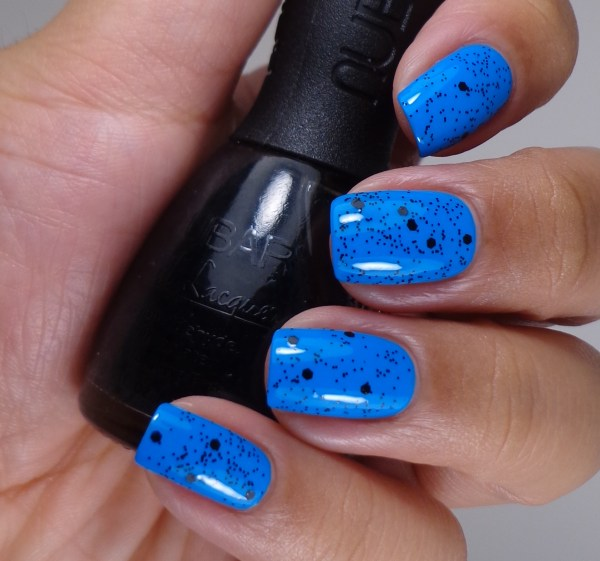 Nubar Black Polka Dot 2