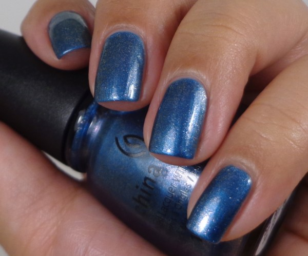 China Glaze December To Remember 1