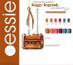 Essie Leggy Legend Collection Fall 2015