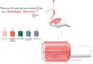 Essie Lounge Lover Collection Spring 2016