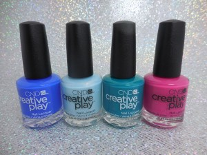 CND Creative Play – First Impressions