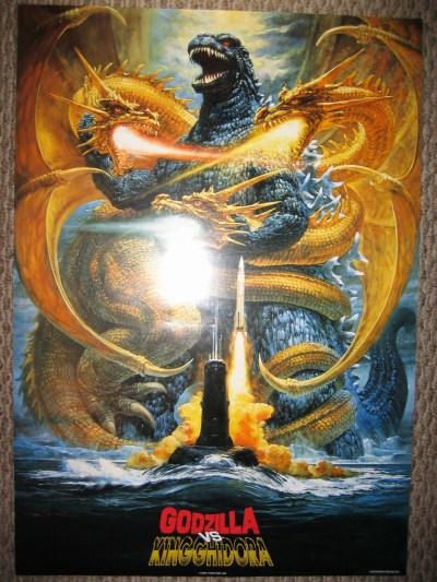 GodzillaFest #18: Godzilla vs King Ghidorah | Of Monsters and Filmland