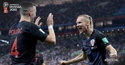 Croatia vs England (2-1): Russia FIFA World Cup 2018 Semi-finals Goals & Highlights - OFMTV.COM ...