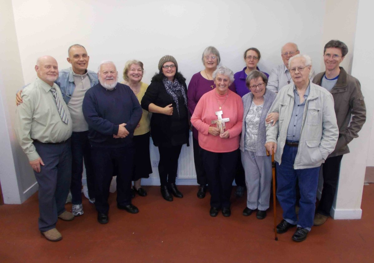 Blessed John Duns Scotus fraternity, Glasgow: local elections, November 2014