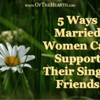 5 Ways Married Women Can Support Their Single Friends