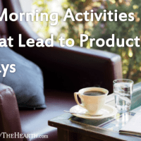5 Morning Activities That Lead to Productive Days