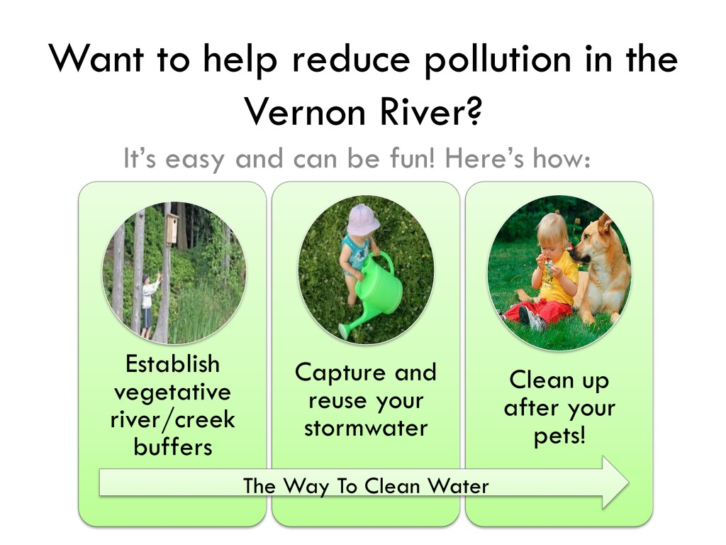 How To Reduse Pollution Reduce Pollution Vernon River Ogeechee Riverkeeper