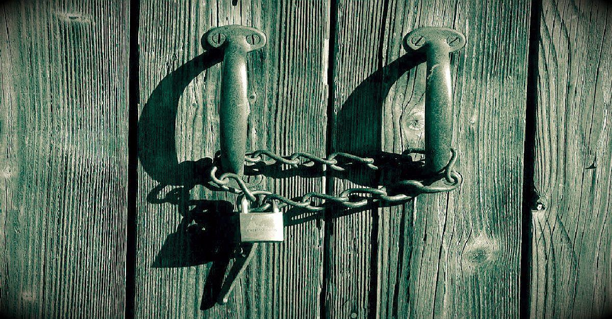 Matteo 25 1 13 la porta chiusa oggi in cristo - La porta chiusa sartre ...