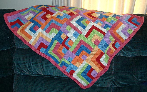 Tappeti Uncinetto Bagno Quilt Baby Blanket Di Ndmedtrans Via Flickr