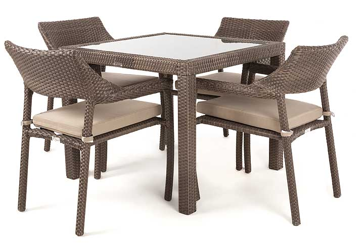 Table De Jardin 4 Places Table Jardin 4 Personnes - Maison Design - Wiblia.com