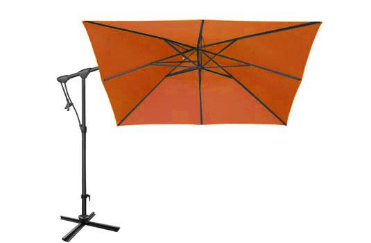 Orange Patio Umbrella Ogni