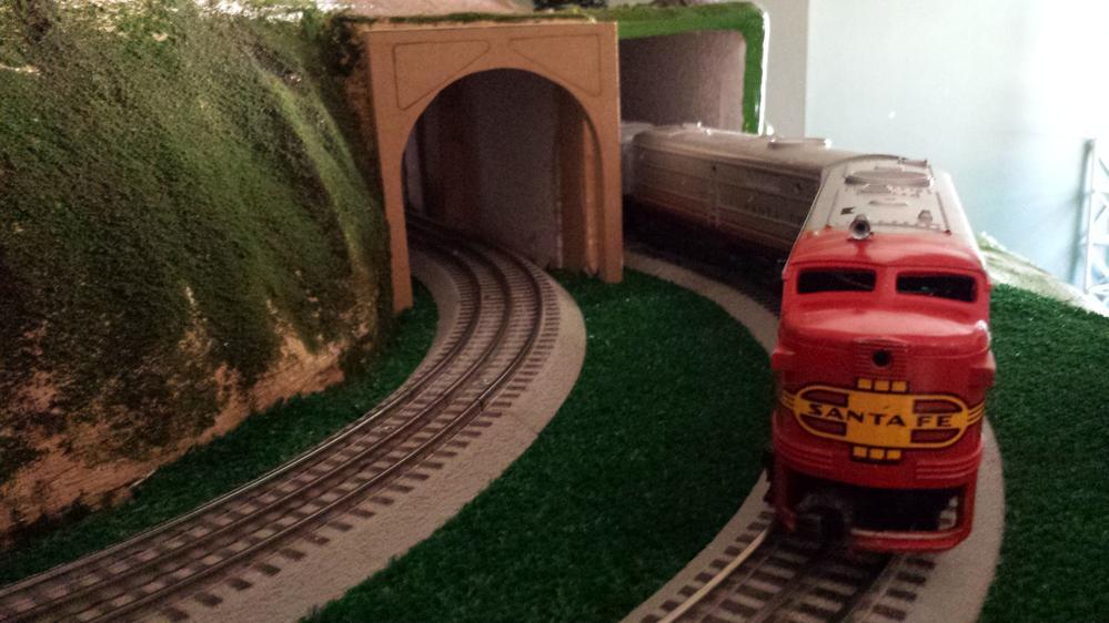 212 Alco Santa Fe O Gauge Railroading On Line Forum
