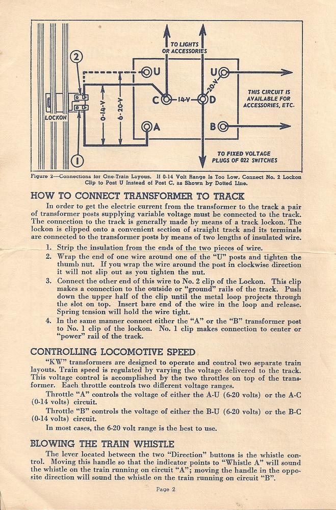 Lionel Transformer Wiring Diagram Online Wiring Diagram