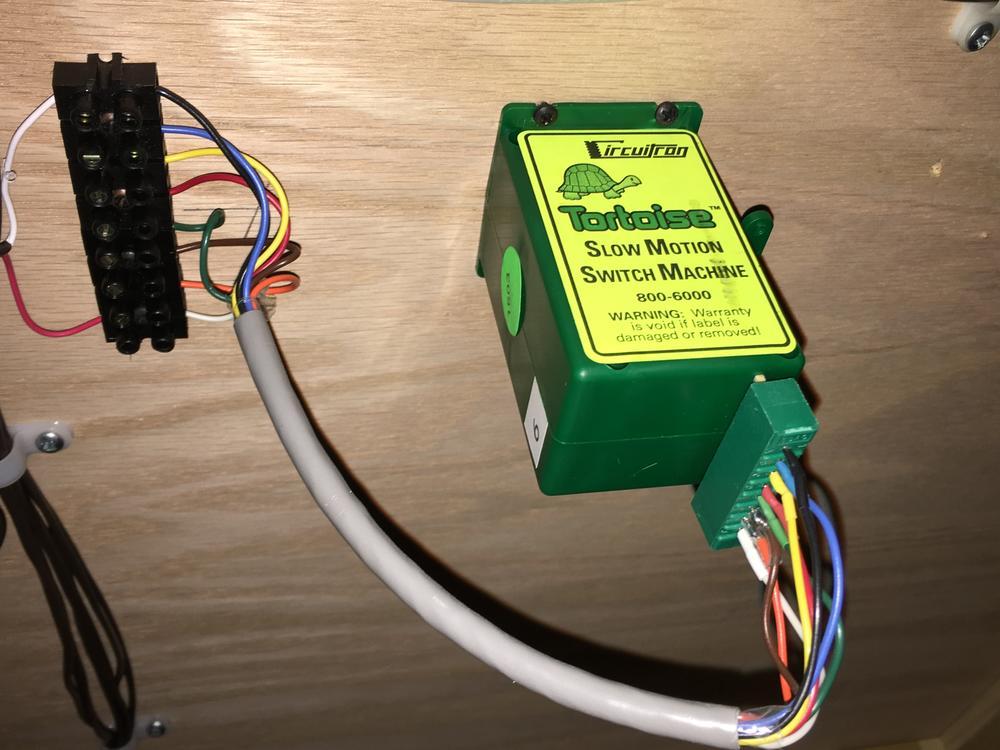 Wiring A Switch Machine - Wiring Diagram Data NL