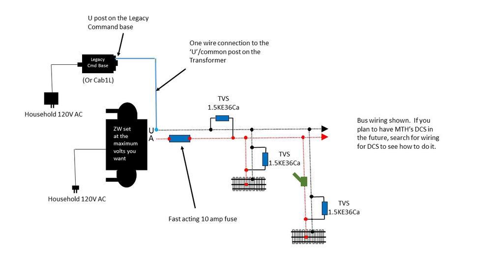 Lionel Train Zw Transformers Wiring Diagram Wiring Schematic Diagram