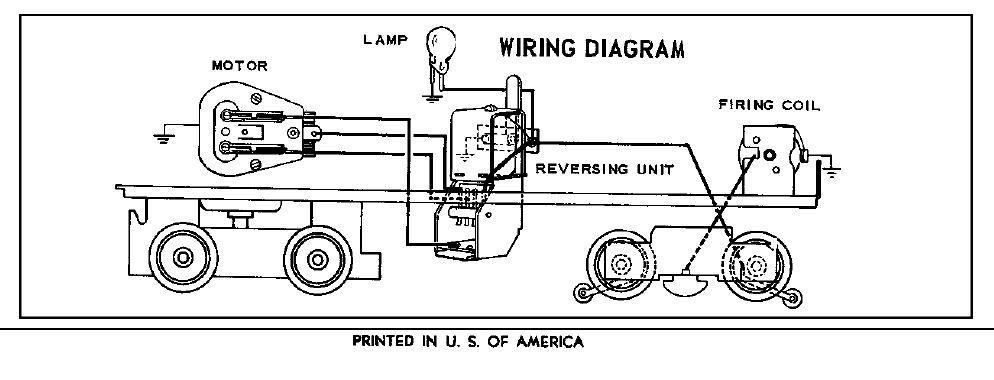 train wiring diagram