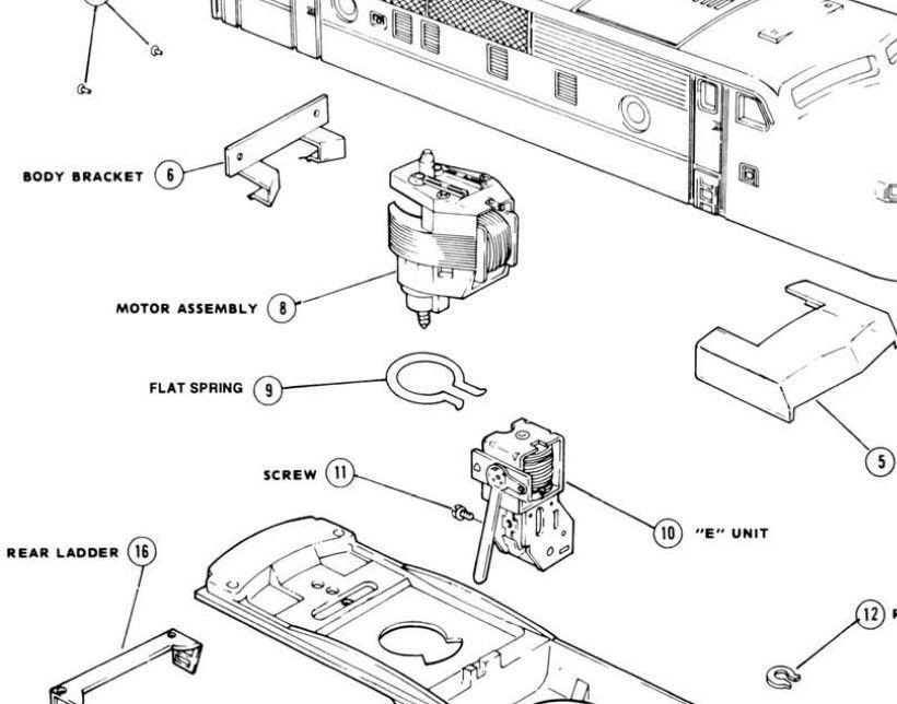 ho train wiring diagrams