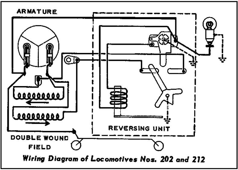 This Is A Wiring Diagram Of The Lionel Eunit Index listing of