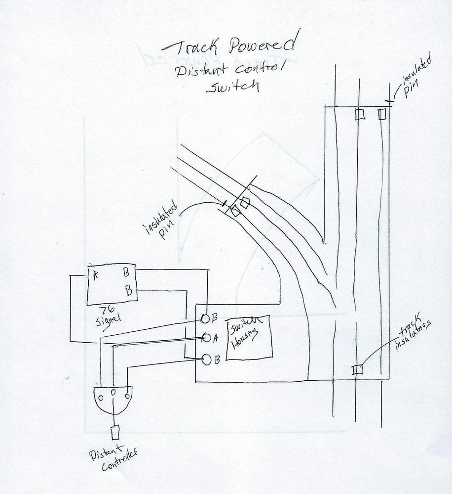 lionel block signal wiring