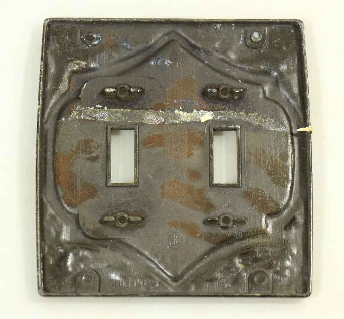 Ornate Switch Plates Antique Ornate Metal Switch Plate Olde Good Things