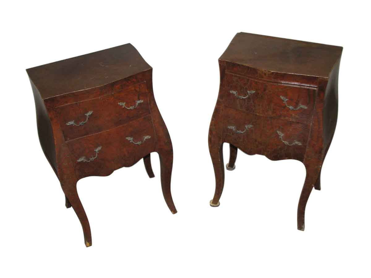 Empire Bed Side Tables Olde Good Things