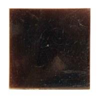 Brown 6 X 6 Square Ceramic Tiles | Olde Good Things