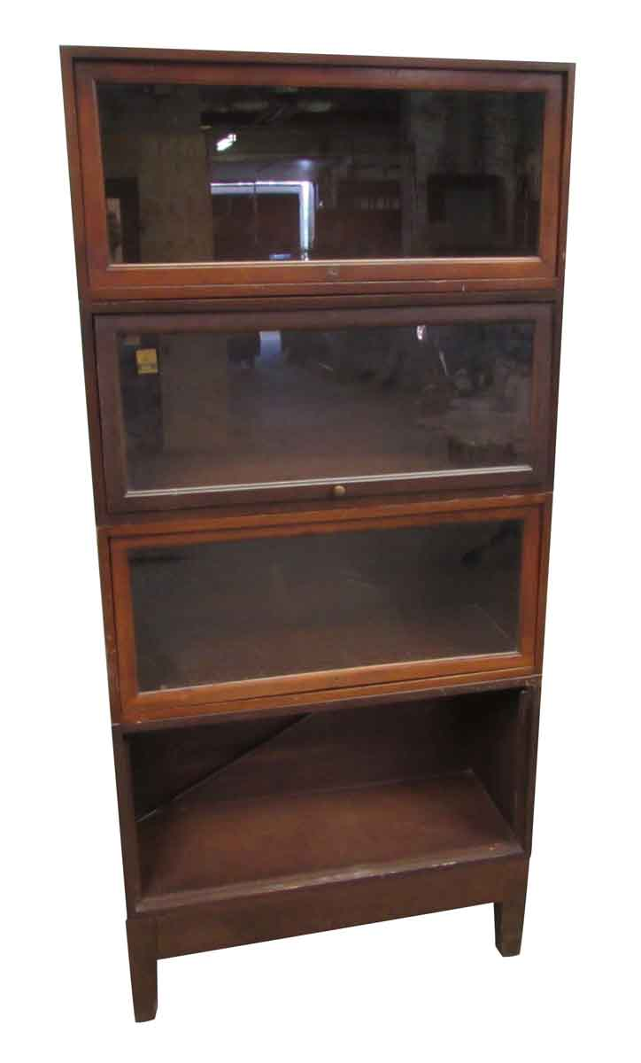 Antique Barrister Style Bookcase Olde Good Things