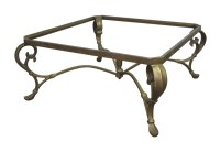 Wrought Iron Coffee Table Base | Olde Good Things