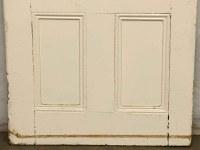 Half Glass Six Pane French Door | Olde Good Things