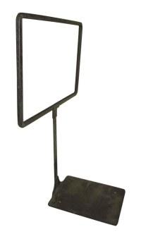 Table Top Metal Sign Holders | Olde Good Things