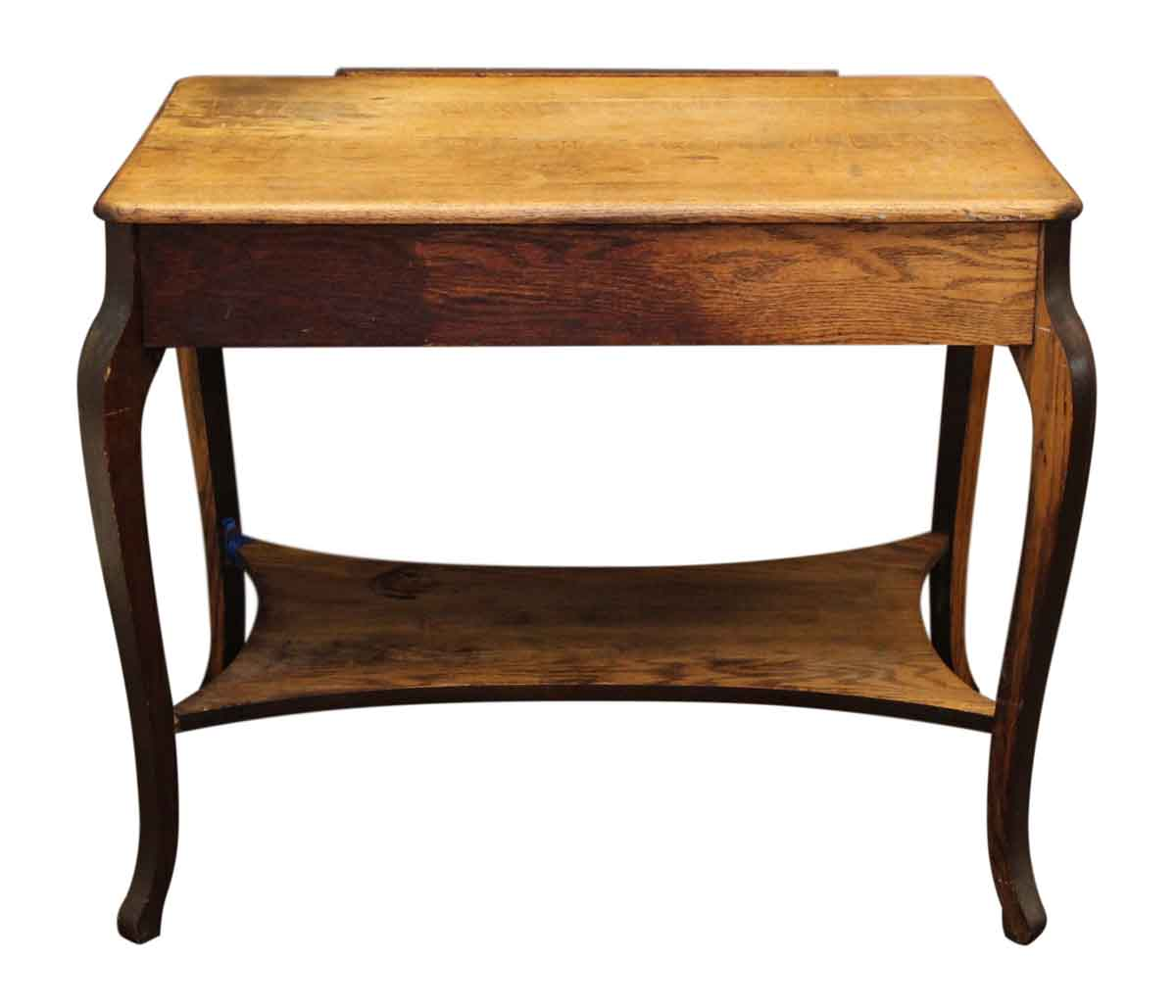 Oak Side Table With Drawer Oak Side Table With Drawer Olde Good Things