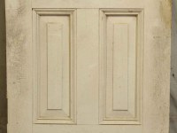 76.5 in H Six Panel Wood Door | Olde Good Things