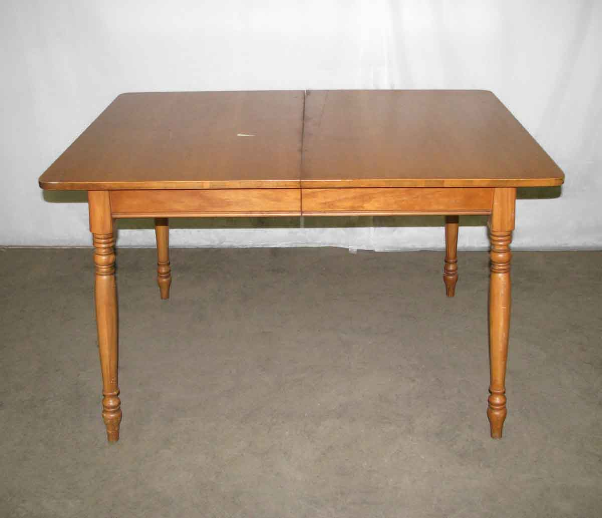 Small Extendable Dining Tables Extendable Small Wooden Dining Table Olde Good Things