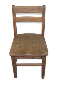 Old Wooden School Chair | Olde Good Things