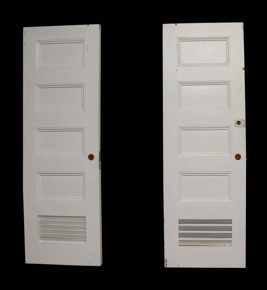 Pair of Vented Doors