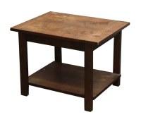 Rustic Pine Coffee Table | Olde Good Things