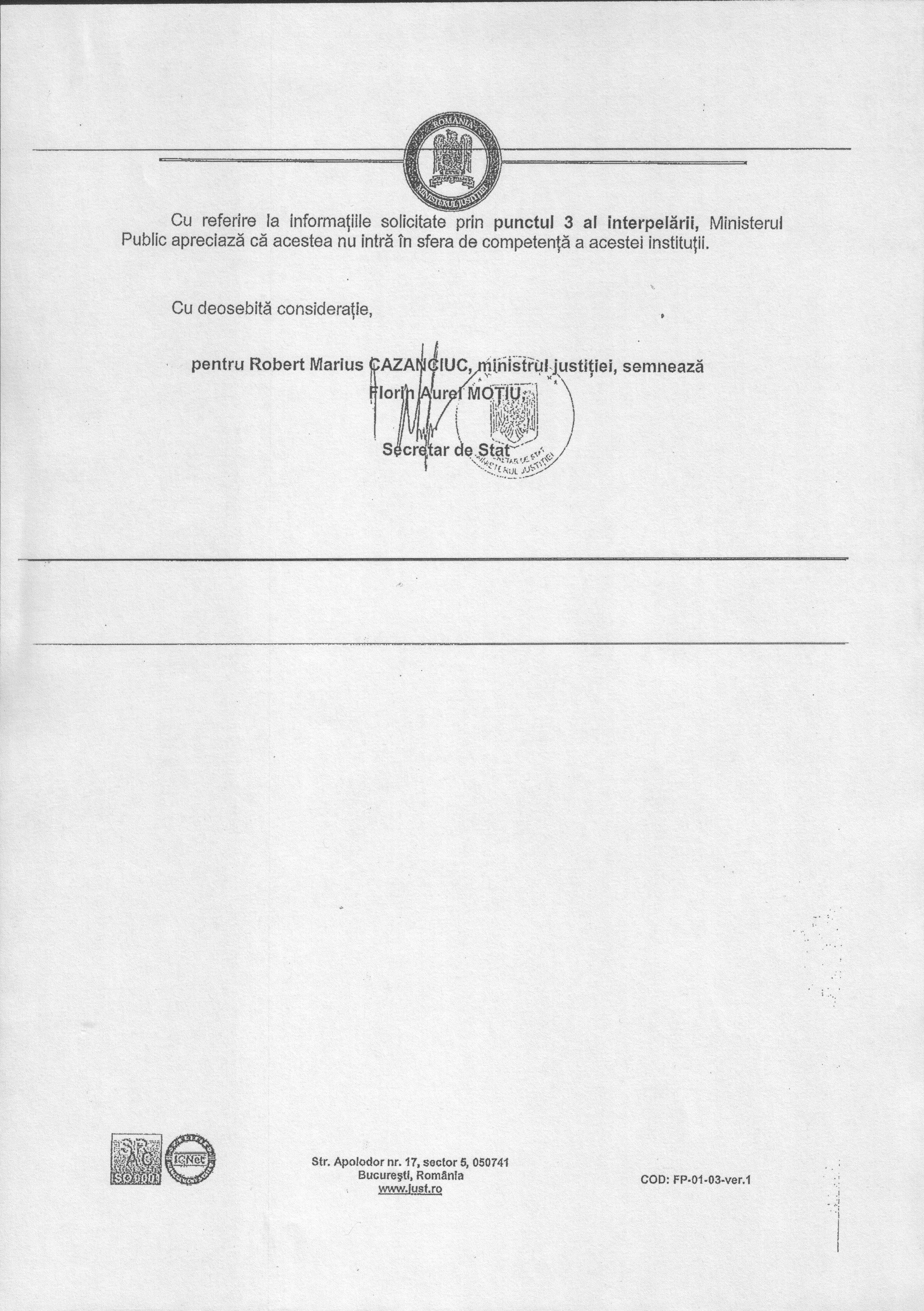 horia georgescu cv