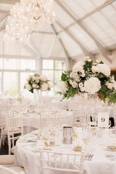 20 Brilliant Wedding Table Decoration Ideas - Oh Best Day Ever
