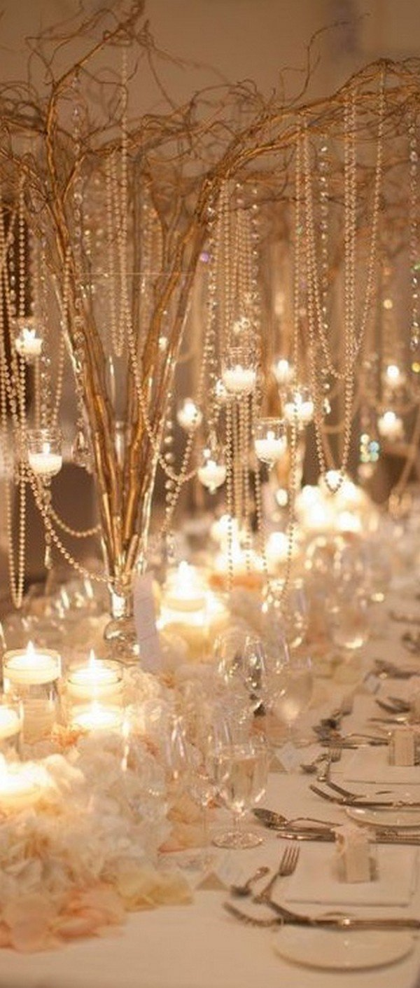 Elegant Wedding Reception Ideas 30 Great Gatsby Vintage Wedding Ideas For 2018 Trends - Oh