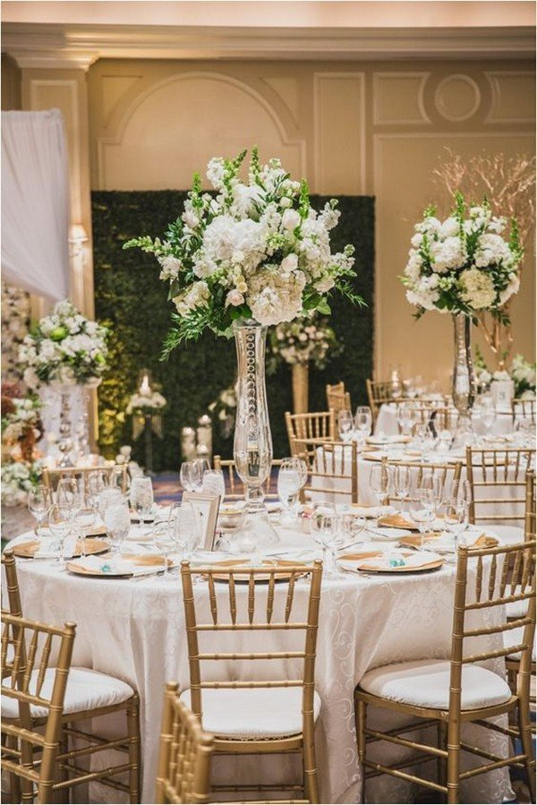 Royal Garden Tisch 18 Elegant Wedding Centerpiece Ideas For 2018 Trends - Oh