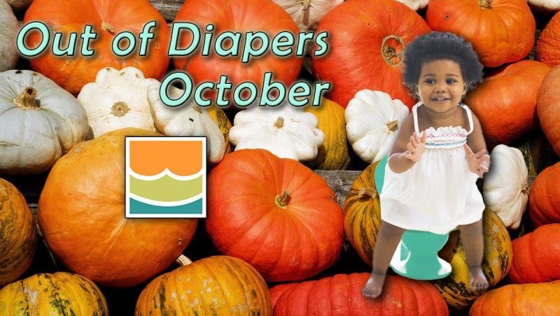 out of diapers october 2017