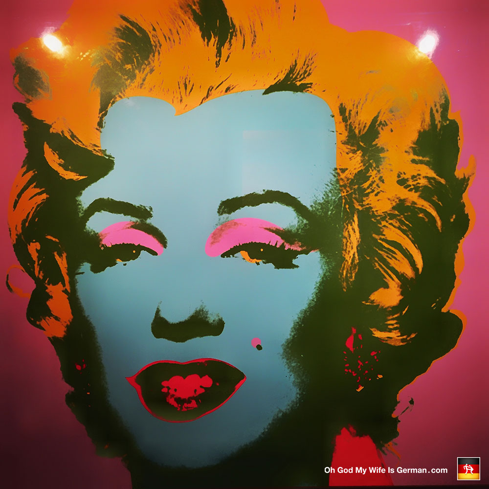 Warhol Amsterdam 40 Andy Warhol Exhibit Amsterdam Marilyn Monroe Oh God My Wife
