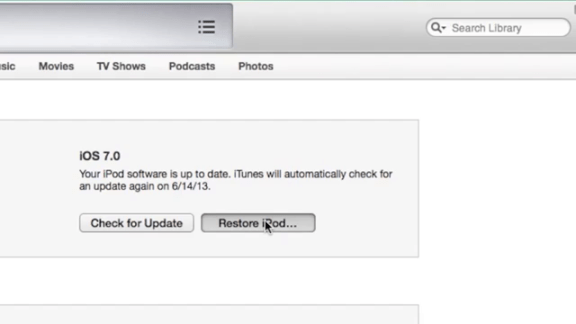 iOS7 Downgrade: Hold the shift key and click on Restore Button and select your iOS 6.1.3 Firmware